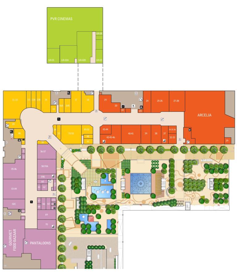 Select Citywalk Prithvi Estates