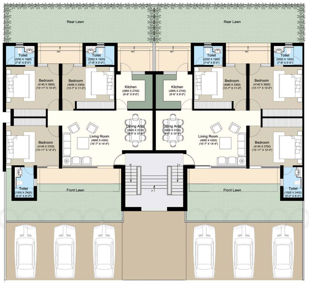 100 300 Sq Ft Floor Plans Elegant Approach To