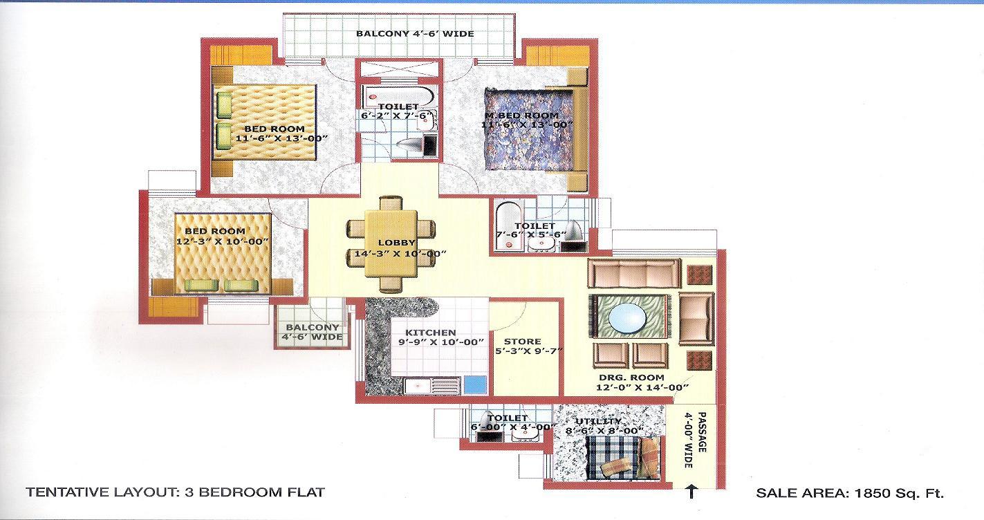 Era Divine Court Faridabad Site Plan Floor Plan Era Divine Court