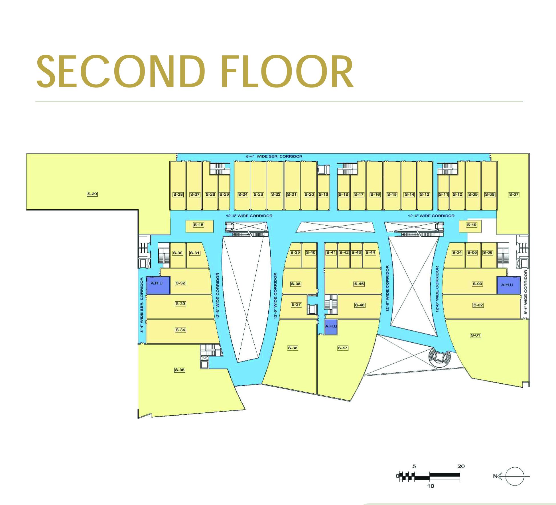 Macy S Herald Square Floor Plan: Crown Interiorz Mall