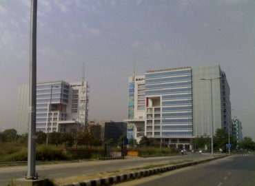 DLF Towers Jasola District Centre