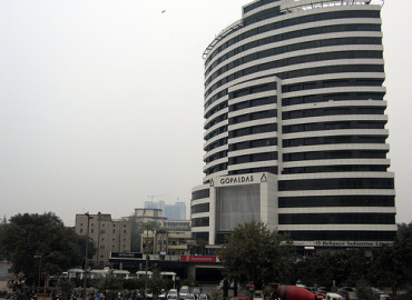 Gopal Das Bhawan CP Delhi