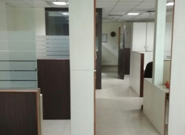 Furnished Office Space on Lease in Jasola | Baani Corporate One.