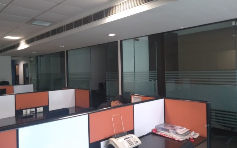 Office Space For Rent In The Palm Springs Plaza Prithvi