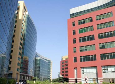 Furnished Office for Rent in Unitech Cyber Park
