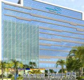Pre Leased Office in Magnum Tower Gurgaon