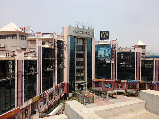 Commercial Shop For Rent In Crown Plaza Faridabad