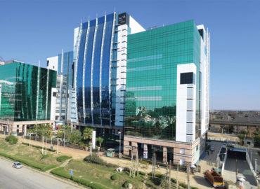 Office in DLF Cyber Greens Gurgaon