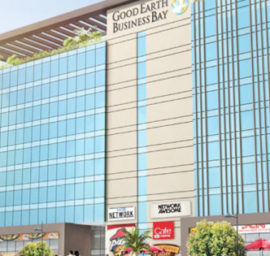 Pre Leased Office for Sale in Good Earth Business Bay