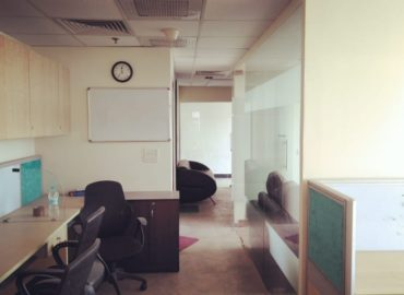 Furnished Office in DLF Towers