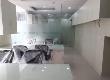 Furnished Office Space in Omaxe Square