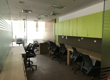 Furnished Office Space in DLF Towers