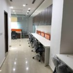 Furnished Office in DLF Prime Tower Okhla 1