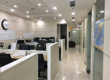 Furnished Office for Rent in DLF Prime Tower