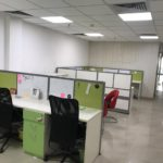 Furnished Office for Rent in Uppal's M6