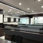 Furnished Office in DLF Prime Towers