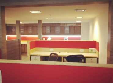 Furnished Office in Vipul Agora