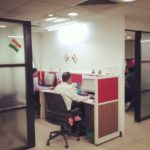 Furnished Office Space in DLF City Court
