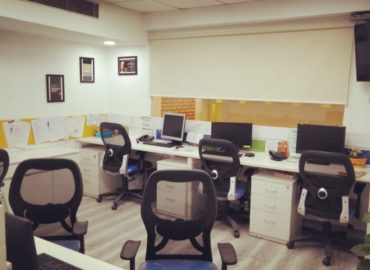 Commercial Office Space in Vipul Agora