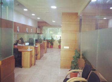 Furnished Office for Rent in Uppals M6 Jasola | Realtors in Jasola