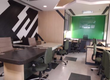 Furnished Office on Rent in Jasola District Centre
