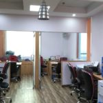 Furnished Office on Lease in DLF Prime Towers Okhla