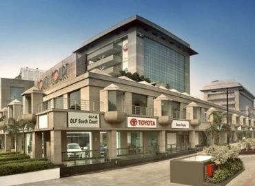 Commercial Office in Saket District Centre   DLF South Court Near Metro