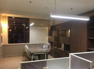 DLF Prime Towers Okhla 1 Furnished Office Lease in South Delhi