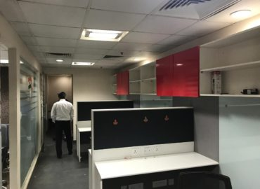 Furnished Office for Rent in Jasola | Office Space in DLF Towers