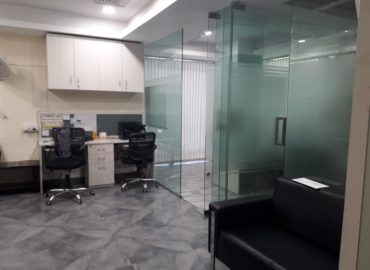 Office in Jasola Omaxe Square | Commercial Leasing Companies in Delhi | Furnished Office Space in Omaxe Square Jasola Delhi.