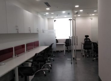 Office for Rent in DLF Prime Towers