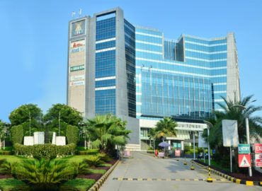Furnished Office Space in Gurgaon | Spaze Platinum Tower
