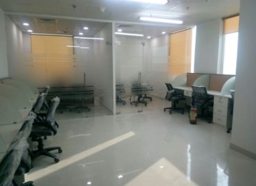Furnished Office for Rent in DLF Prime Towers Okhla 1  