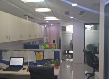 Furnished Office Space on Lease in Jasola DLF Towers