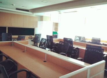 Furnished Office for Rent in Jasola DLF Towers