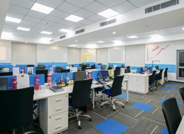 Furnished Office for Rent in Udyog Vihar Phase 4