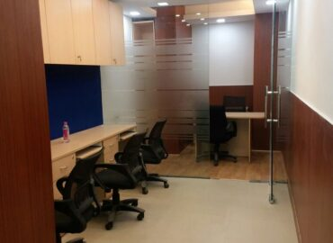 Furnished Office for Rent in Jasola Omaxe Square | Prithvi Estates