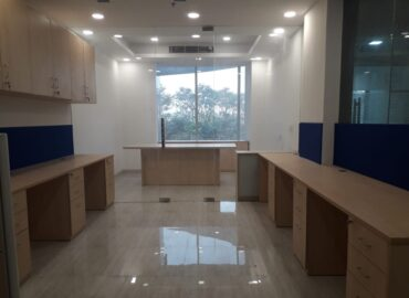 Corporate Leasing Companies in Delhi | Furnished Office for Rent in Jasola Omaxe Square | Prithvi Estates