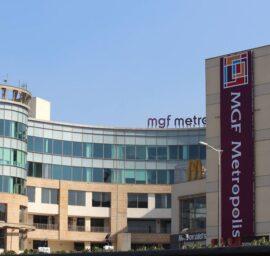 Pre-Leased Property in Gurgaon   MGF Metropolis