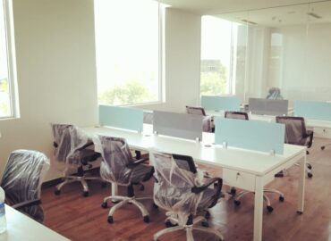 Furnished Office for Lease in DLF Prime Towers