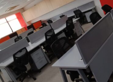 Furnished Office Space on Lease in Jasola Salcon Aurum
