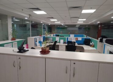 Furnished Office Space on Lease in DLF Towers South Delhi