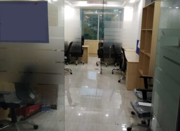 Furnished Office for Rent in Omaxe Square Jasola South Delhi