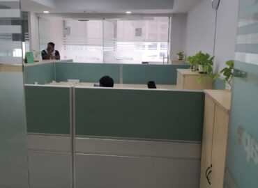 Furnished Office Space on Rent/Lease in DLF Towers Jasola