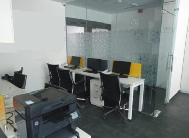 Furnished Office/Space in DLF Prime Towers South Delhi