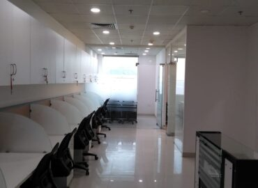 Furnished Office for Rent in Okhla Phase 1 DLF Prime Towers Delhi