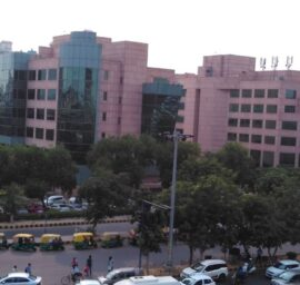 Pre Leased Property in Unitech Business Park Gurgaon