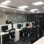 Furnished Office Space on Golf Course Extension Road Sector 66 Gurgaon   Commercial Property for Rent in Gurgaon