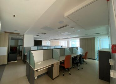Furnished Office on Rent/Lease in Salcon Aurum