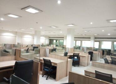 Furnished Office for Rent in Mohan Estate Mathura Road Delhi.